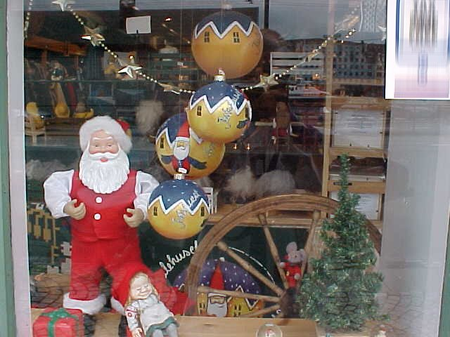 Here in Norway they are already preparing Christmas as Santa Claus live just north of this country.