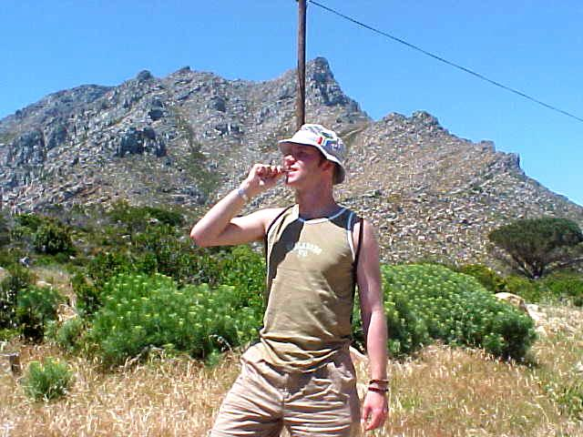Armed in a gay-ish 80s sleeveless shirt, biltong and sunblock, I was ready to head on to Expedition Find Paradise. More coming up soon....