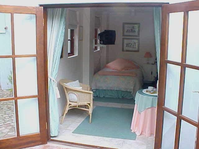 My room in Mont Fleur...