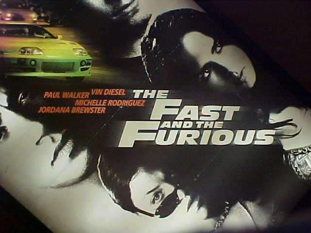 Fast And Furious, a kick-ass movie!