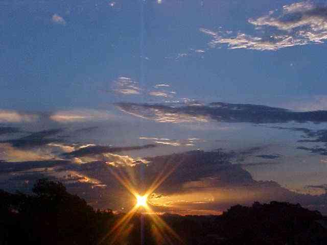 Centurion sundown...