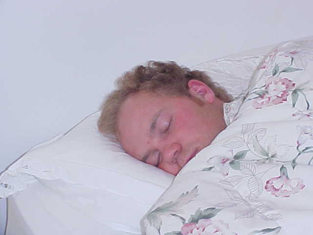 And of course, others had to misuse my camera for some shots of me sleeping... Yep, I need a haircut...