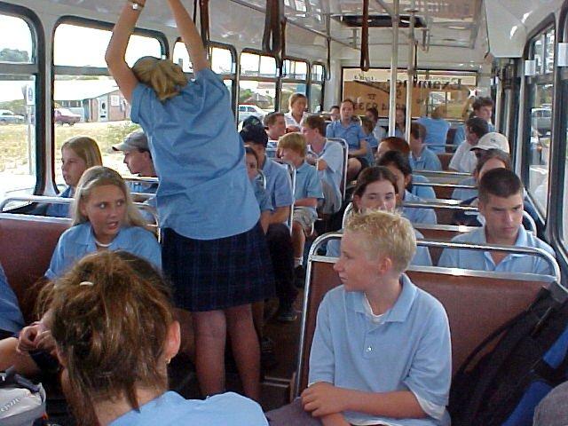 SCHOOL BUS ALERT!!!