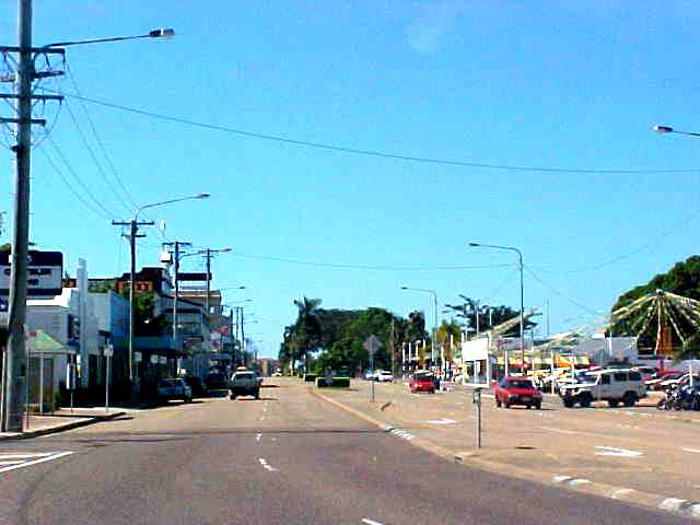 A Townsville road