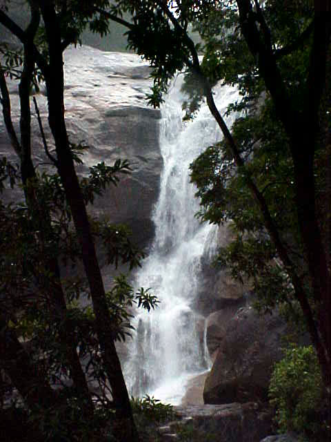 Down at the Murray Falls (2)