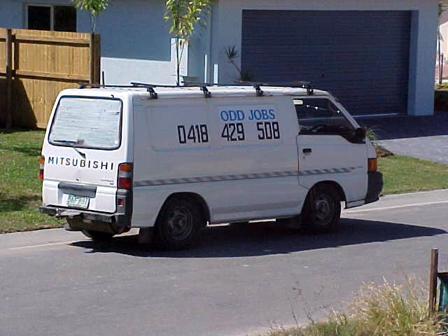 A car outside in Kewarra Beach. Very suspicious isnt it?