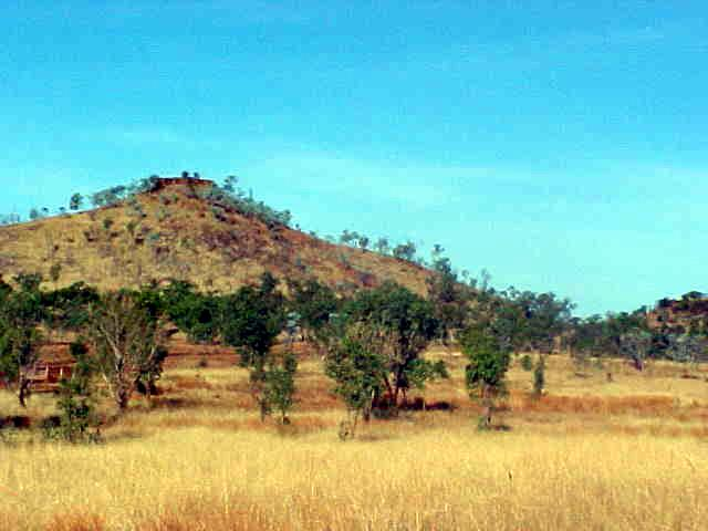 Northern Territory outback scenery.