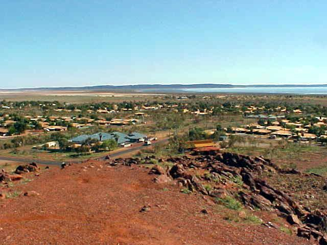 Without the help of the police I would never have know about the existence of a place called Karratha!