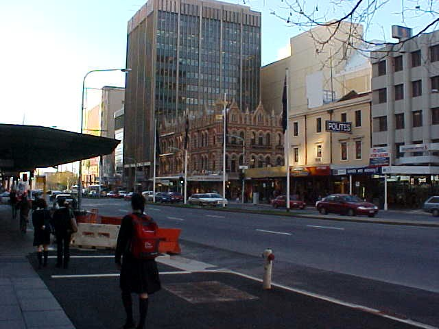 The Streets of Adelaide!