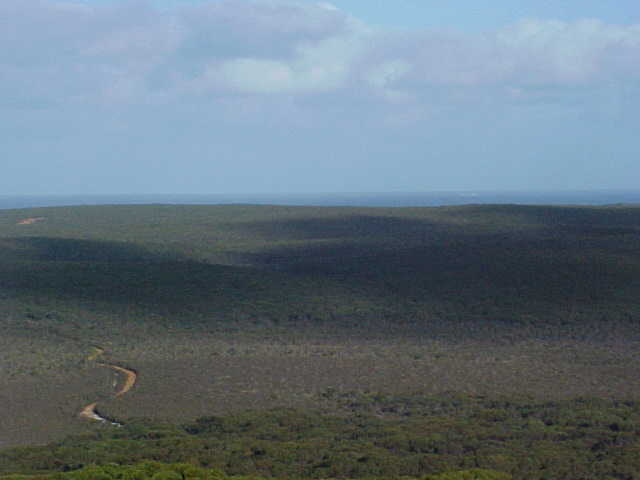 An overview of the nature of the Flinders Chase National Park.