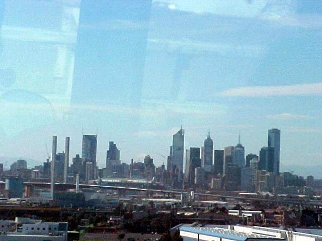 Heeeelllooo Melbourne!
