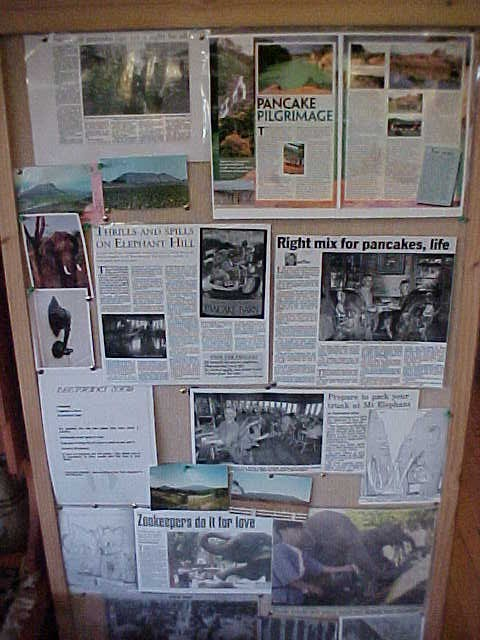 And the barn isnt doing that bad in the local media, everybody seems to love the Elephant!