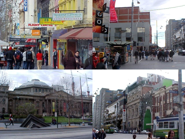 The Streets of Melbourne (should be a song title!)
