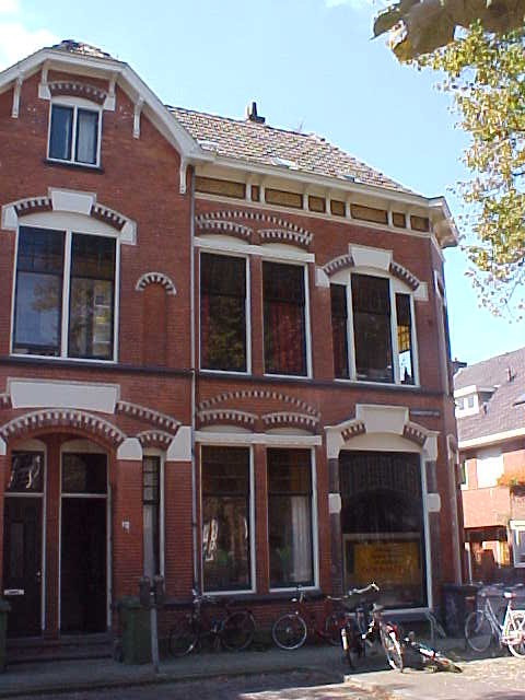 I live in a really historical Art Nouveau/Jugendstil home, dating back to 1910s.