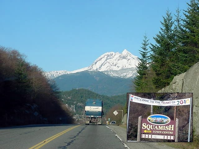 Hello Squamish!