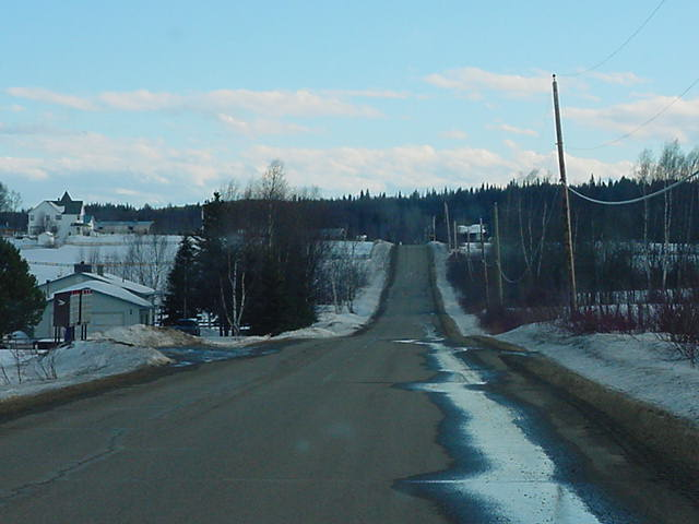 How out-of-town this might seen, this stil is Prince George.