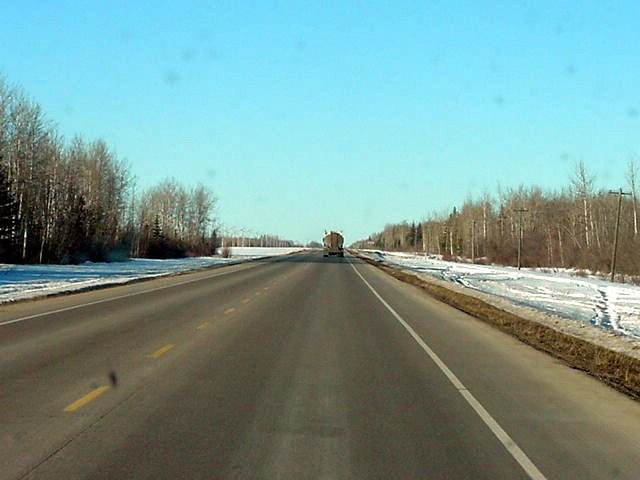 Another great scenery of Alberta...