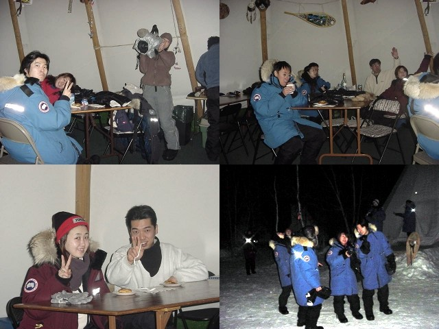 Did I already say that I was surrounded by Japanese people?