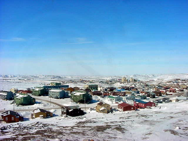 Good morning Iqaluit!