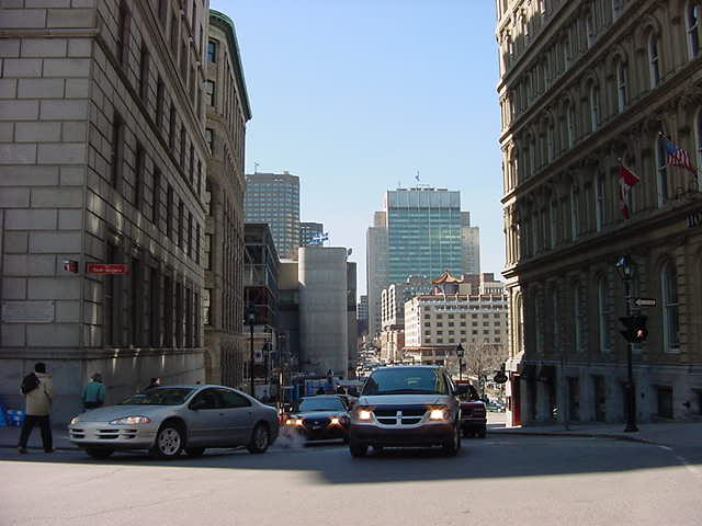 Montreal city looks beautiful!