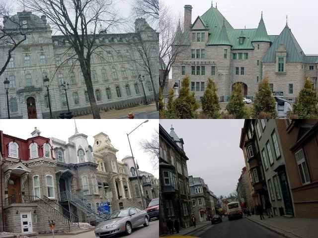 They say Quebec City is Canada<#k#>'s most beautifully located and most historic city. What do you think?