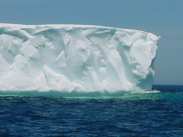 Two icebergs???