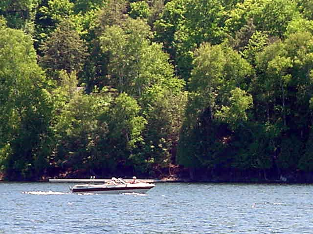 Because of its natural beauty, it is an important cottaging, recreation and tourism destination in Ontario.