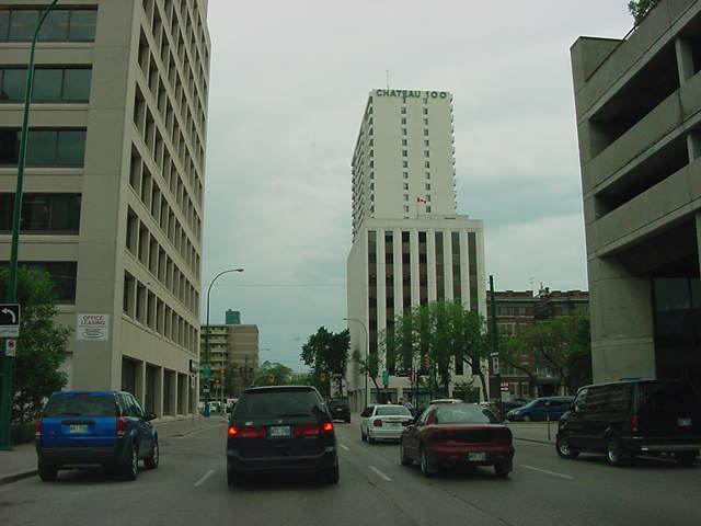 Sights of Winnipeg.