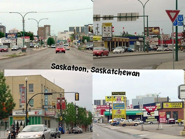 Regards from Saskatoon!