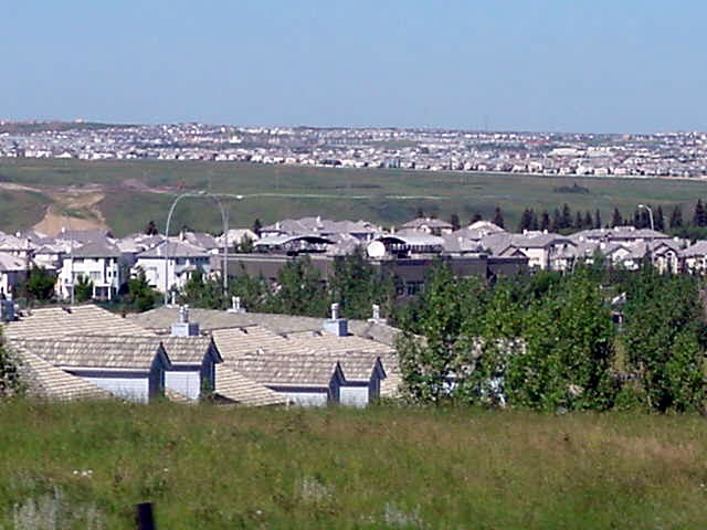 Suburb aint bad, but so many of them cramped together like here looks terrible. It almost looks like concentration camps!