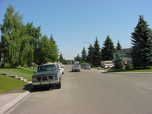 The Calgary northeast suburbs aint that bad!