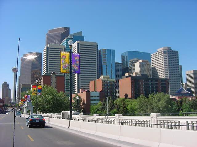 Goodbye Calgary!