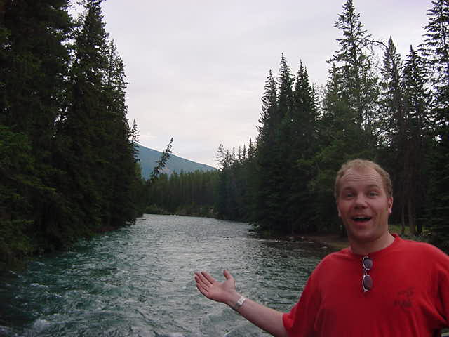 Welcome to the Jasper National Park!