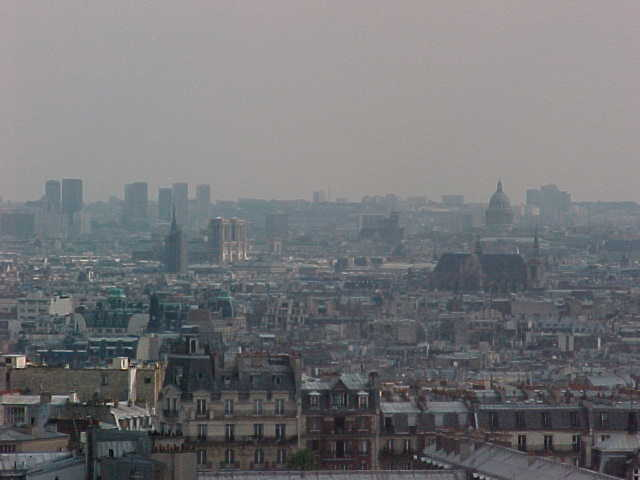 Paris... Wow...