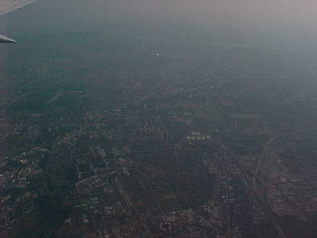 At least I tried to make this photograph from above Vienna...