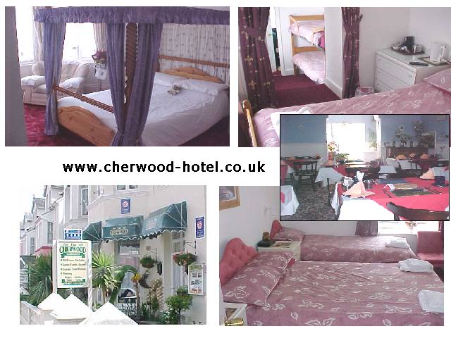 Just to let you see a little peak into the Cherwood Hotel, I made this little collection. Hey, it is free publicity for them!