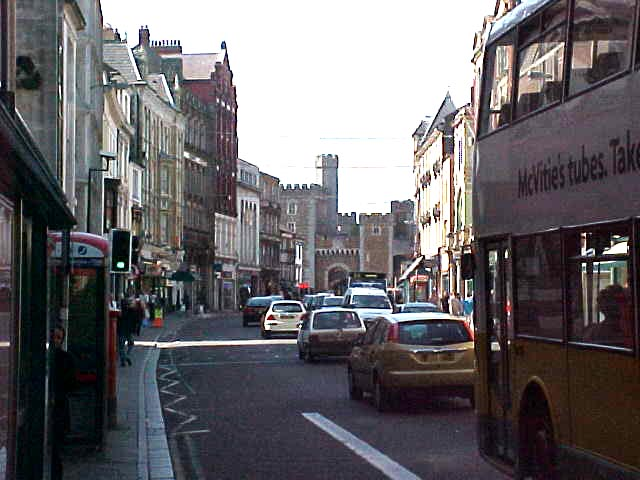 Cardiff views I