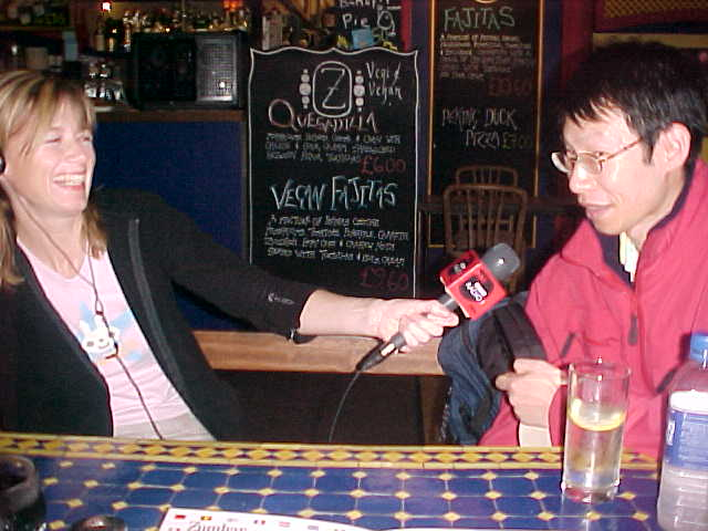 During the interview with the BBC Radio 1, even Elliot was questioned.