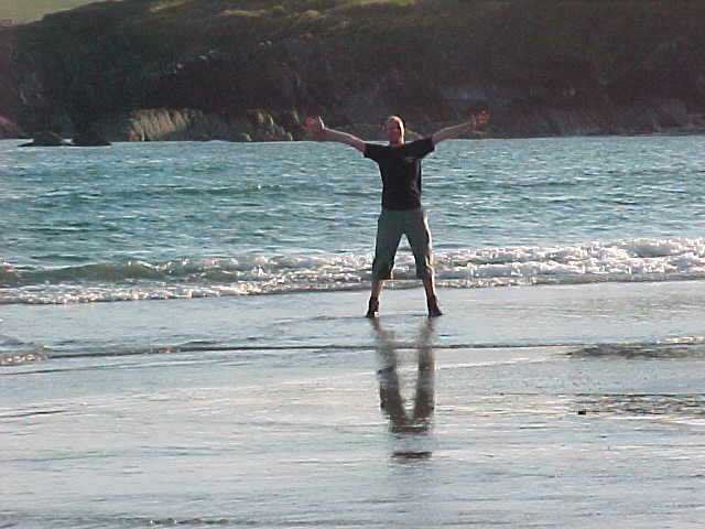 Another big thing on my journey accomplished, I have seen the Irish westcoast!