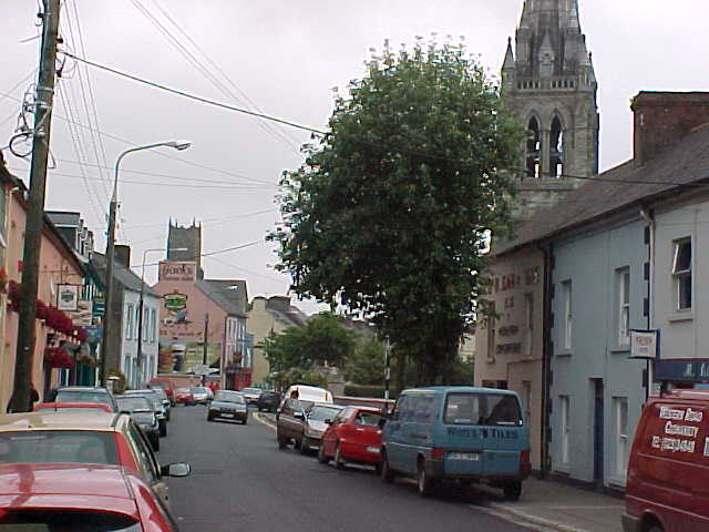 Back in Clonakilty, near Dunmanway.
