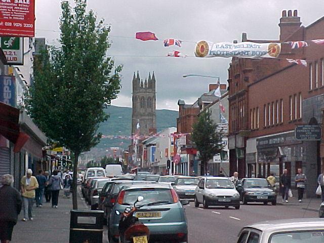 Belfast this morning.