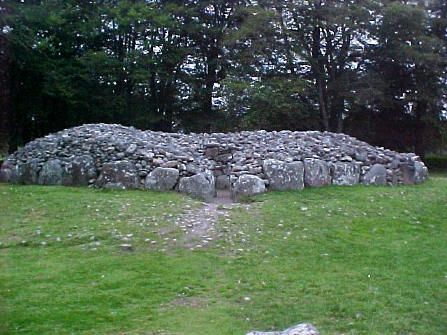 At the Bulnuaran of Clava...