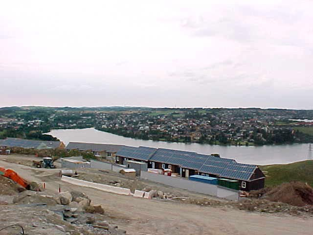 Views on the village Sandnes (3)