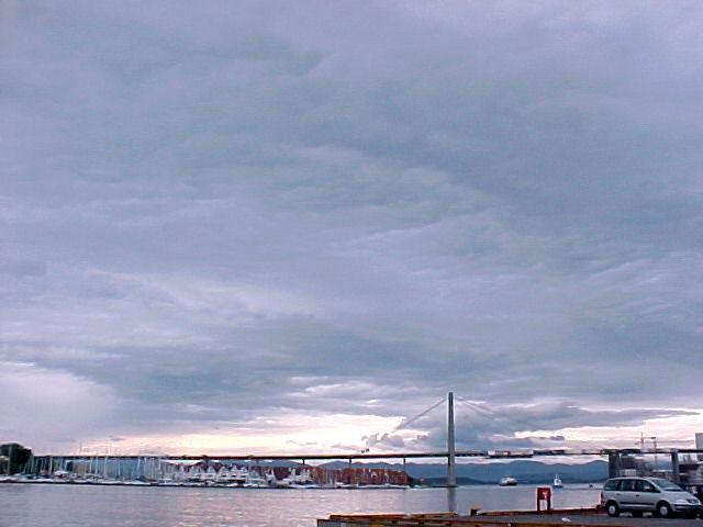 Skyline Stavanger.